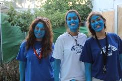 Blue Staff