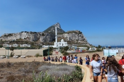 Gibraltar summer camp excursion