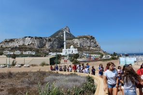 Gibraltar summer camp excursion