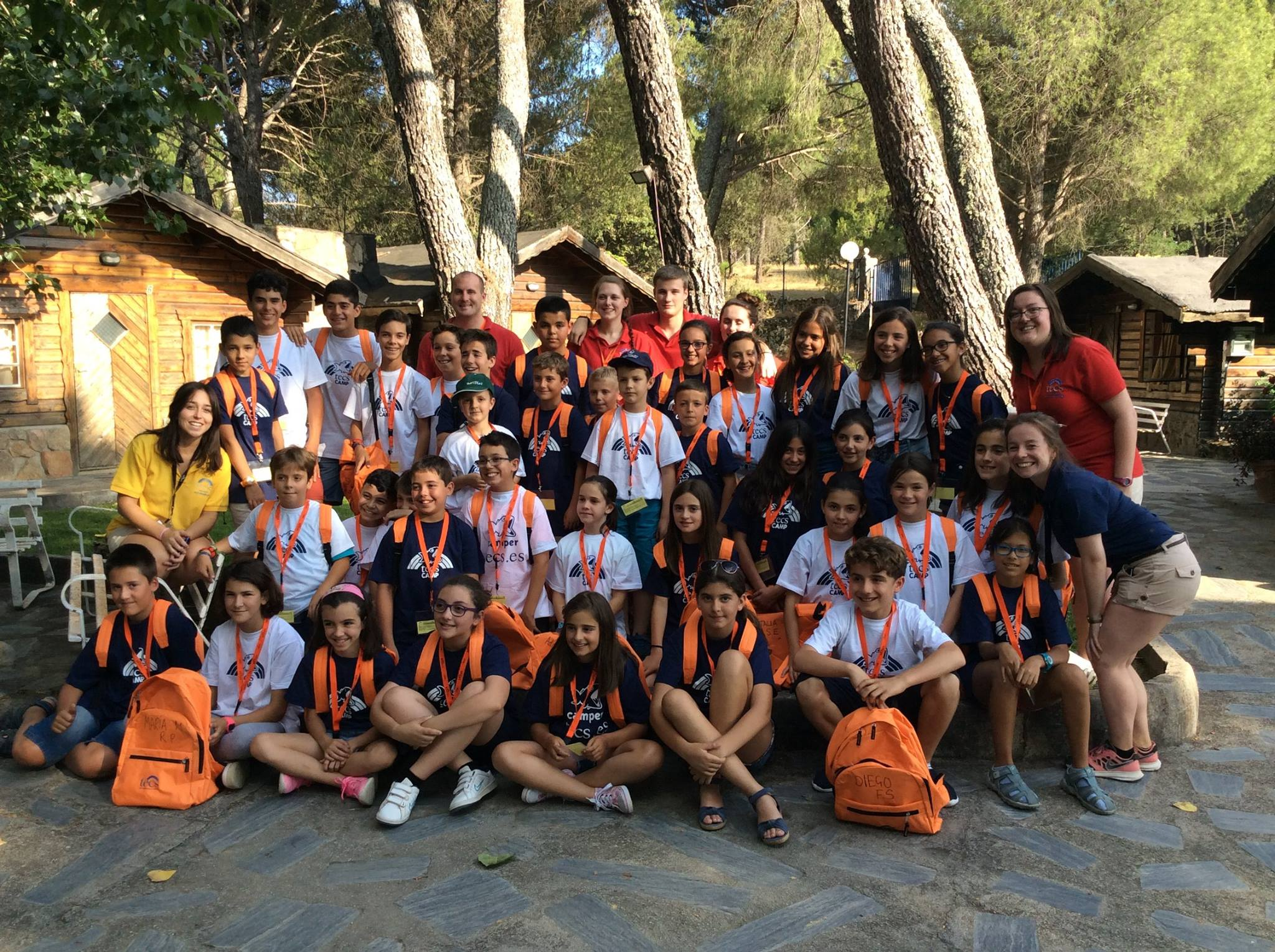 Family Camp Gredos Summer Camp