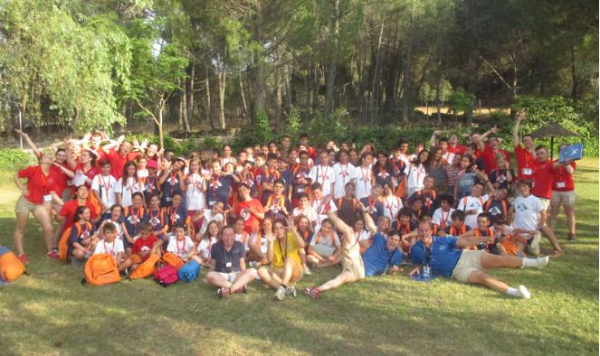 Family Camp Gredos Summer Camp