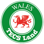 TECS Land Wales Logo