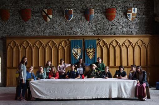 TECS Land Wales - Caerphilly Castle