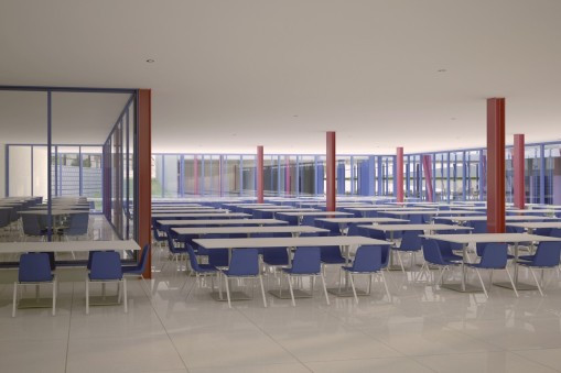 New Canteen