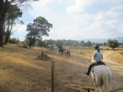Horseriding Family Camp Gredos