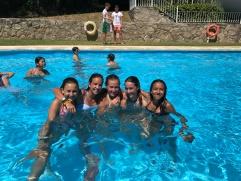 Pool time Magic Village