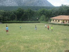 Sports field Anglo Camp