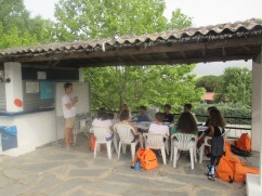 Outdoor English Class Family Camp Gredos