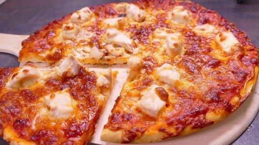 Pizza - camp food