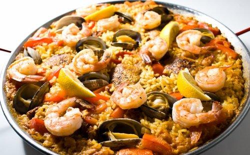 Paella - Camp food