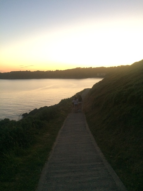 SUNSET WALK TECS LAND WALES