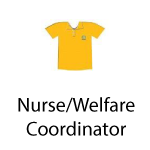 Nurse/Welfare Coordinator